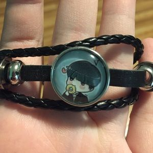 Jewelry - BTS V Cartoon Adjustable Bracelet
